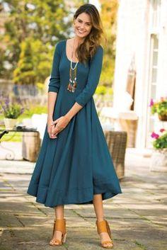 Women Tous Les Jours Dress from Soft Surroundings