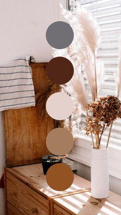 Earth Colour Palette, Create Color Palette, Neutral Colour Palette, Earth Colours, Neutral Tones, Earth Tones, House Color Palettes, Grey Color Palettes, Brown Color Schemes