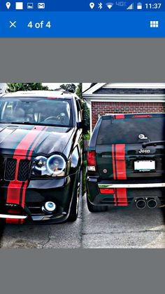 Grand Cherokee Srt8, Jeep Cherokee, Srt8 Jeep, Mopar Or No Car, Fast Cars, Jeeps, Cars And Motorcycles, Muscle Cars, Transportation