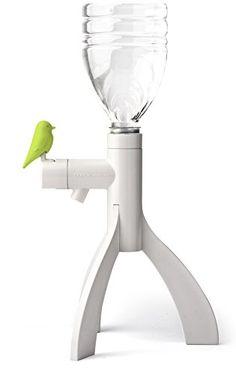 Qualy Thirsty Bird - Dispensador de agua, diseño con pája... https://www.amazon.es/dp/B007IRB9YE/ref=cm_sw_r_pi_dp_x_uGbVybQ7PHJAM