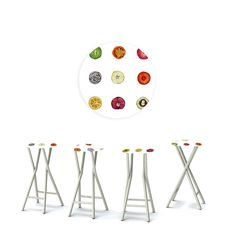 "Best of Times 30"" Bar Stool with Cushion 