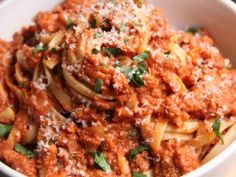 Kelsey Nixon's 5-star bolognese sauce just needs a few hours to simmer in your slow-cooker.