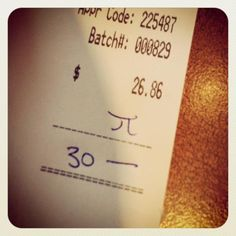 I would like this tip even though it's only $3.14 because it made me laugh!