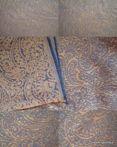 STUNNING INDIAN KASHMIR STYLE WOVEN THICK FABRIC INTERIORS 147CM BY 190CM