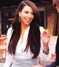 Kim Kardashian<3