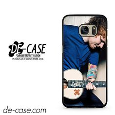Ed Sheeran Thinking Out Loud DEAL-3826 Samsung Phonecase Cover For Samsung Galaxy S7 / S7 Edge