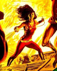 Donna Troy (Justice) - DC Comics Database