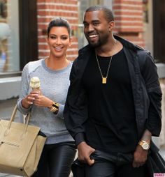 Kim Kardashian and Kanye West | Cuál será el rol que tendrá la adorable North West? E!Online