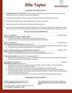 good resume example 2016 resume and letter