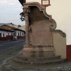 Calle Espejo y Ibarra Centro histórico Pátzcuaro  #patzcuaro #pueblomagico