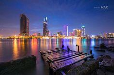 Saigon (Ho Chi Minh city), Vietnam #bigcity #beautiful #hometown #vietnam #saigon #hochiminhcity