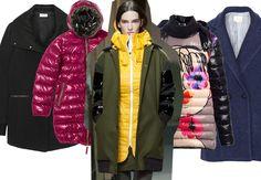 #Cappotto e #piumino insieme, il nuovo connubio per affrontare freddo e pioggia #coatVSwinter