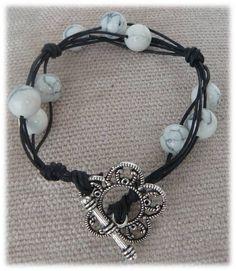 Bracelet R159 - http://artebijuarmanda.blogspot.pt/