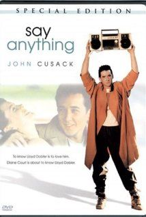 I once was in love with John Cusack
