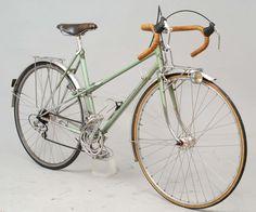 Late 70s Herse mixte cyclotouring bike (Alex Singer, Caminade, randonneur)