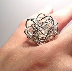 Black Rose's Handmade Things, #rings, #handmade, #Plexiglass, , #desing