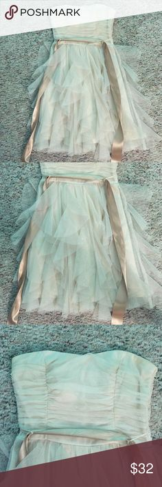 Dress Dress that can be used for any nice occasion Teeze Me Dresses Strapless