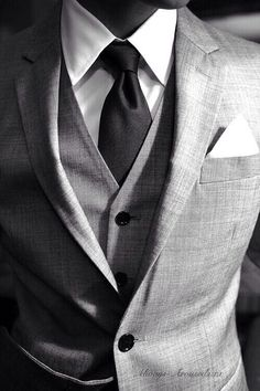 A well dressed man is more attractive to me than a shirtless man with a six pack…