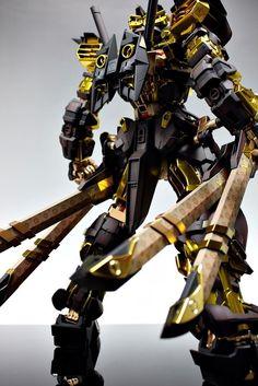 GUNDAM GUY: PG 1/60 Gundam Astray LV [Louis Vuitton Ver.]