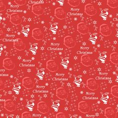 **FREE ViNTaGE DiGiTaL STaMPS** Red Christmas Santa Scrapbook paper printable... Christmas Scrapbook Paper, Christmas Collage, Printable Scrapbook Paper, Digital Scrapbook Paper, Printable Crafts, Christmas Paper, Printable Paper, Christmas Printables, Scrapbook Pages