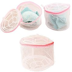 Advanced Living Delicate Convenient Bra Wash Laundry Bags Home Using Clothes Washing Net Hot Ing