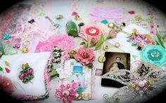 Beautiful Spring Day Project Scrapbook Embellishment by ZeusandZoe, $34.99