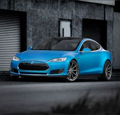 This Tesla Model S is one of the 'top 5 cars' which the wealthiest Americans are buying today! Find out the others by hitting the pic! The results may surprise you!