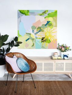 Ever wondered about what goes behind those calm and prettily styled shots you see in magazines, Pinterest and Instagram? I was fortunate recently to style, fellow Gold Coaster, Leah Bartholomew's, new art collection. I have long been a fan of Leah's work (I introduced you to Leah's bold and beautiful, native flora-inspired …