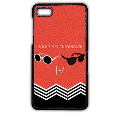 21 Pilots But Its Fun TATUM-15 Blackberry Phonecase Cover For Blackberry Q10, Blackberry Z10