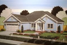 House Plan 513-18