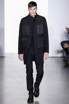Calvin Klein Collection Fall 2013 Menswear Collection