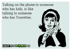 one of the reasons why I can't talk on the phone as much as I want lol