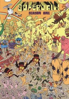 SUPERJAIL:SEASON ONE