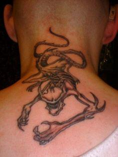 Alien Tattoo Ideas