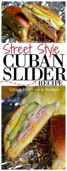 Ever had a Cuban sandwich from a small restaurant in the city? These street…