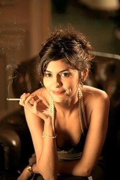 Audrey Tautou is so beautiful!