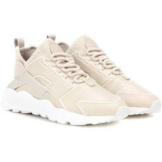 check out 3dfc7 66151 Nike Air Huarache Run Ultra SI Leather Sneakers ( 160) ❤ liked on Polyvore  featuring