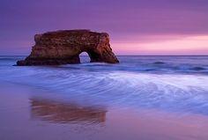 Natural Bridges - Santa Cruz California