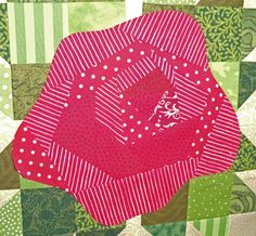 Kim's Big Quilting Adventure: A Rose By Any Other Name . . . .Tutorial