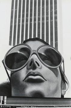 Charles Harbutt, Billboard, Wilshire Boulevard, Los Angeles, 1971
