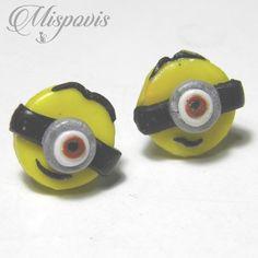 Stud Earrings, Beautiful, Polymer Clay Creations, Polymer Clay, Beautiful Things, Ear Jewelry, Manualidades, Fimo, Studs