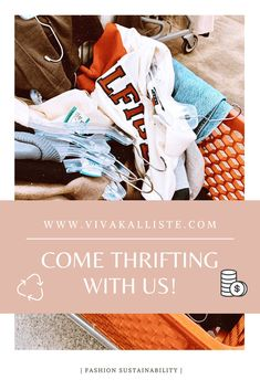 Sustainable fashion? Look no further!  #trends #fashion #sustainability #sustainablefashion #fblogger  #thrift #thrifting