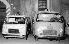 Ambulanza anni 60