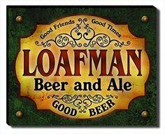 Loafman Beer & Ale Stretched Canvas Print ZuWEE https://www.amazon.com/dp/B01JF7WZTW/ref=cm_sw_r_pi_dp_x_qYQ9xb59CYRA4