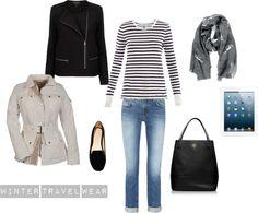 Winter Travel Wear