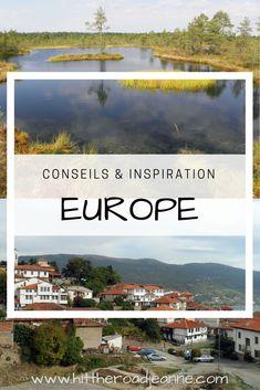 Plein de conseils et inspiration pour préparer un voyage en Europe.