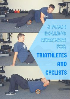 For endurance athletes, getting the most out of your race-day performance has a lot to do with how well you can train and recover leading up to your event. While most beginner cyclists and triathletes spend plenty of time training, recovery is often overlooked. These simple exercises target six of the most overworked and injured muscle groups among cyclists and triathletes. 6 Foam Rolling Exercises ...