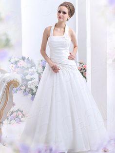 プリンセスドレス チャーペルトレーン チュール アイボリー ウェディングドレス 花嫁ドレス 二次会ドレス B12182