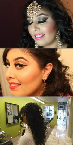 Let Preet Kaur provide the bridal hair and makeup services that you need. This talented wedding hair and makeup artist offers great services for a truly unforgettable experience. San Francisco based indian bridal makeup artist: click for reviews and photos!