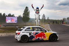 Ekström feiert ersten Sieg in der Rallycross-WM – Heikkinen im Halbfinale [updated]
